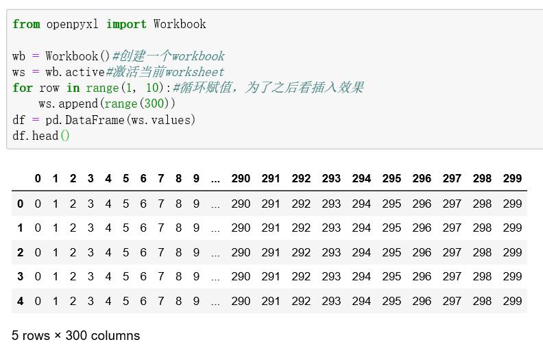 Python交互Microsoft Office 的Excel —— openpyxl(4) - 天善